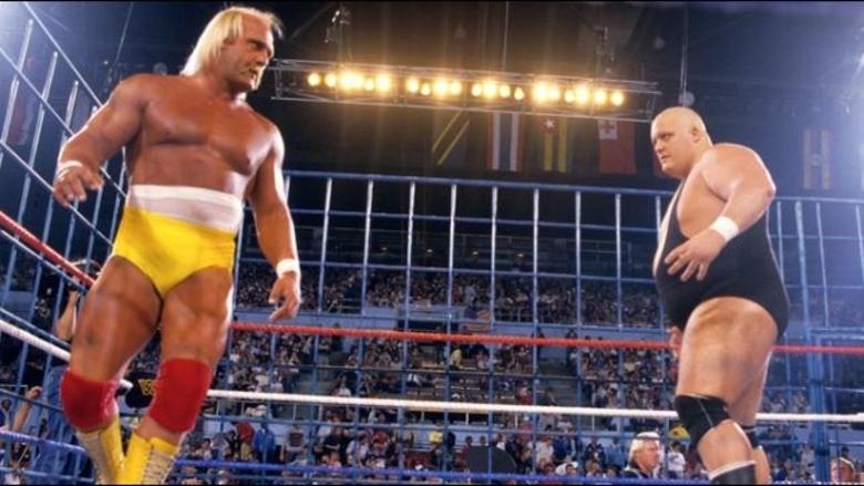 El primer main event individual de Hogan en WrestleMania.